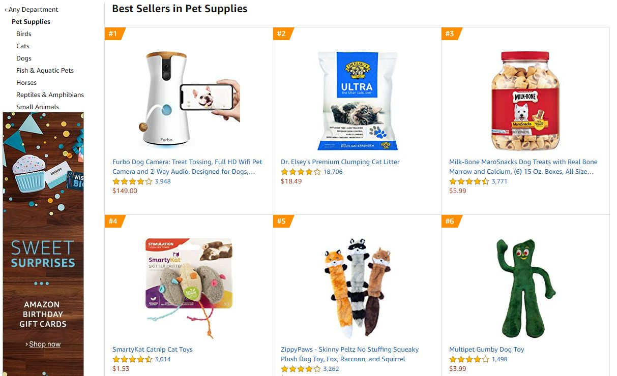 Best Sellers in Pet Supplies